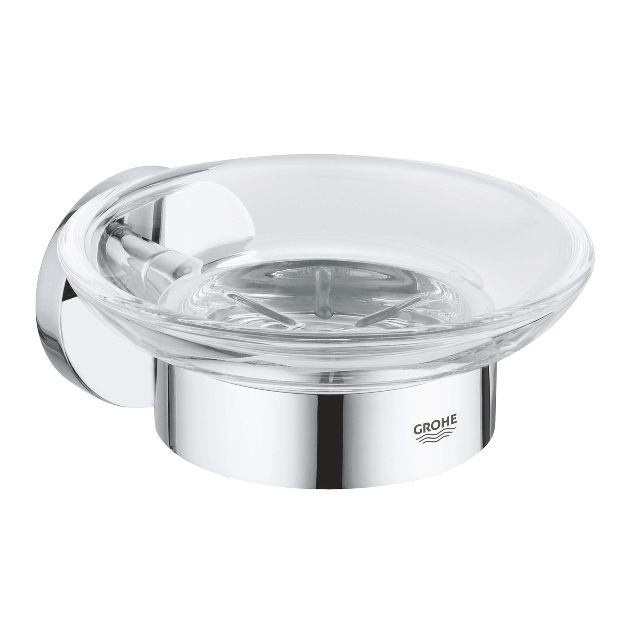 Soap Dish with Holder GROHE CHROME