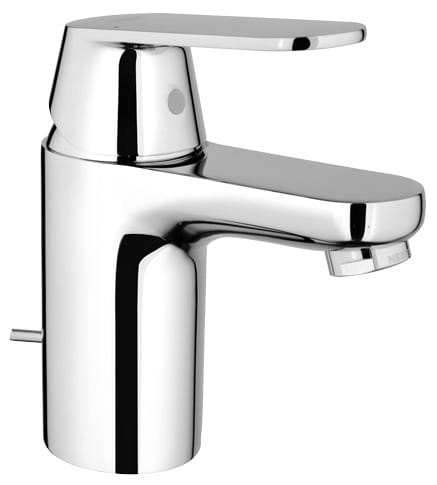 Single Hole Single Handle S Size Bathroom Faucet 12 GPM GROHE CHROME