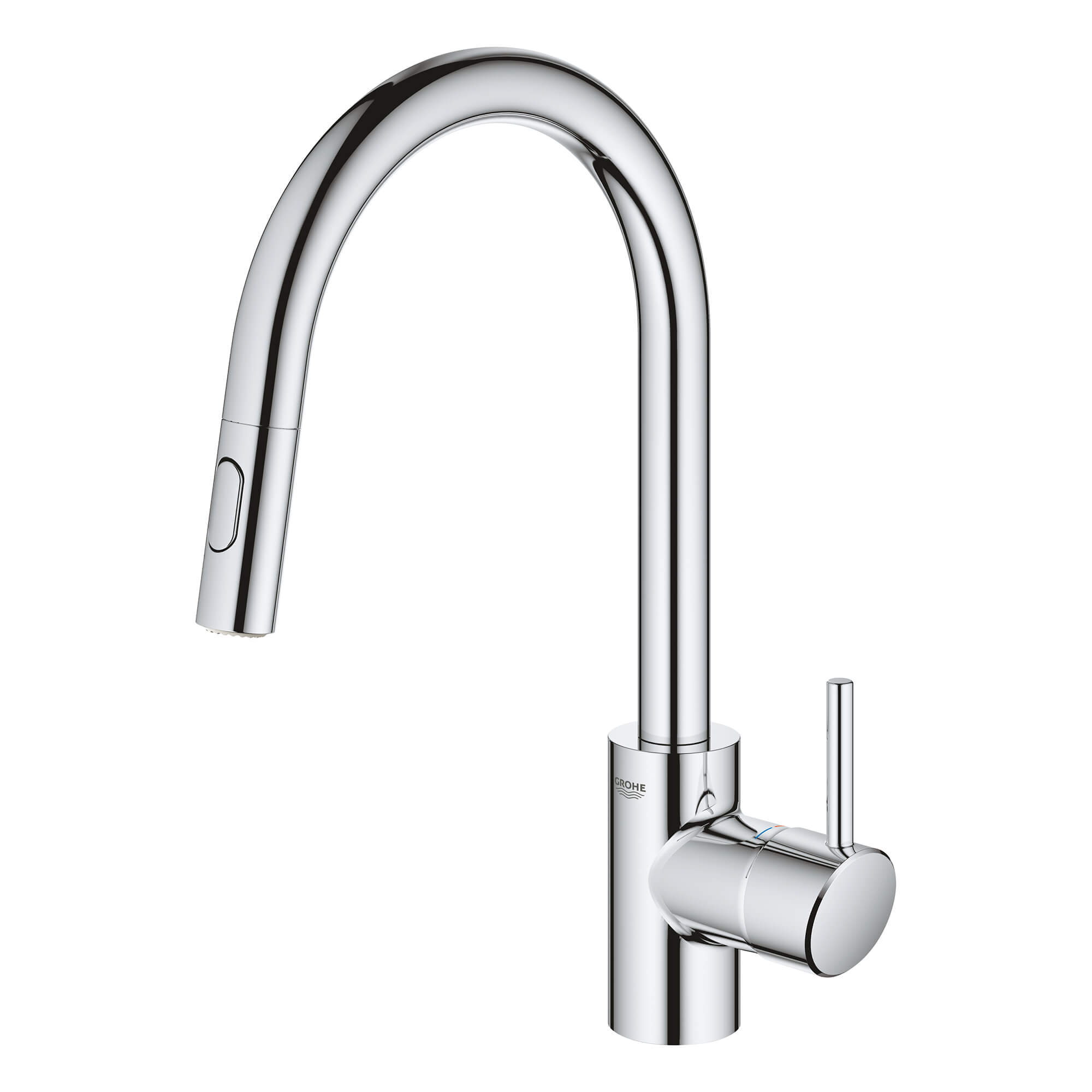 Grohe Concetto Dual Spray Pull Down Eco GROHE CHROME