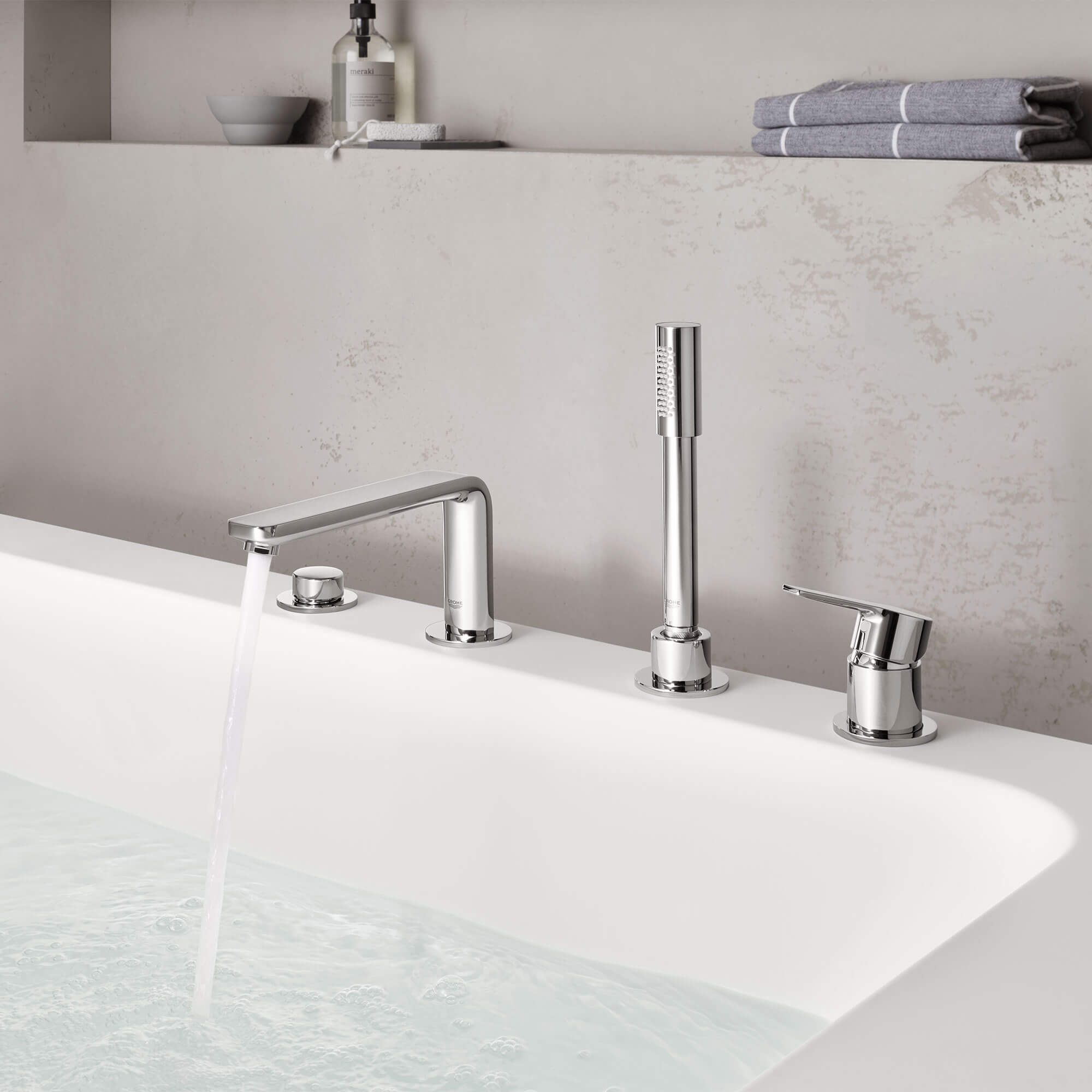 GROHE Lineare Bathtub Faucet