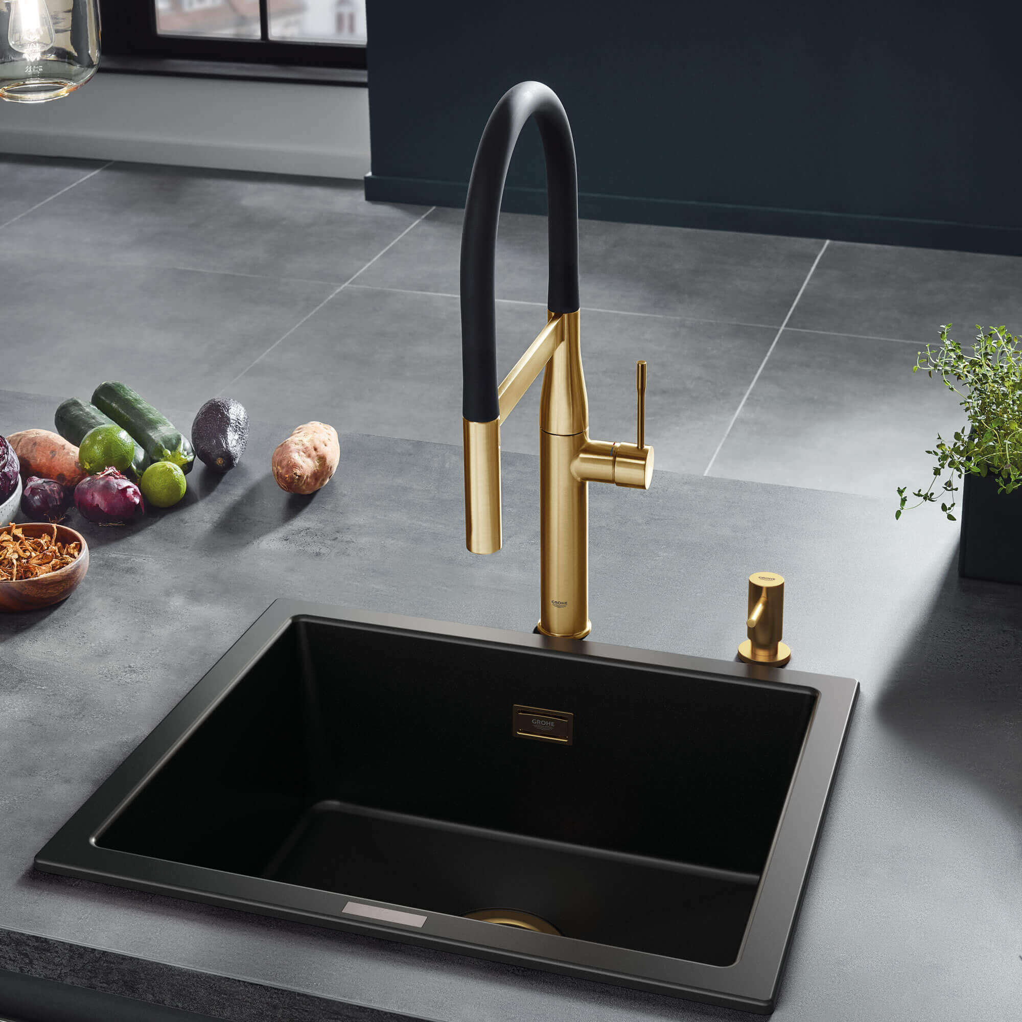 Essence Kitchen Faucet