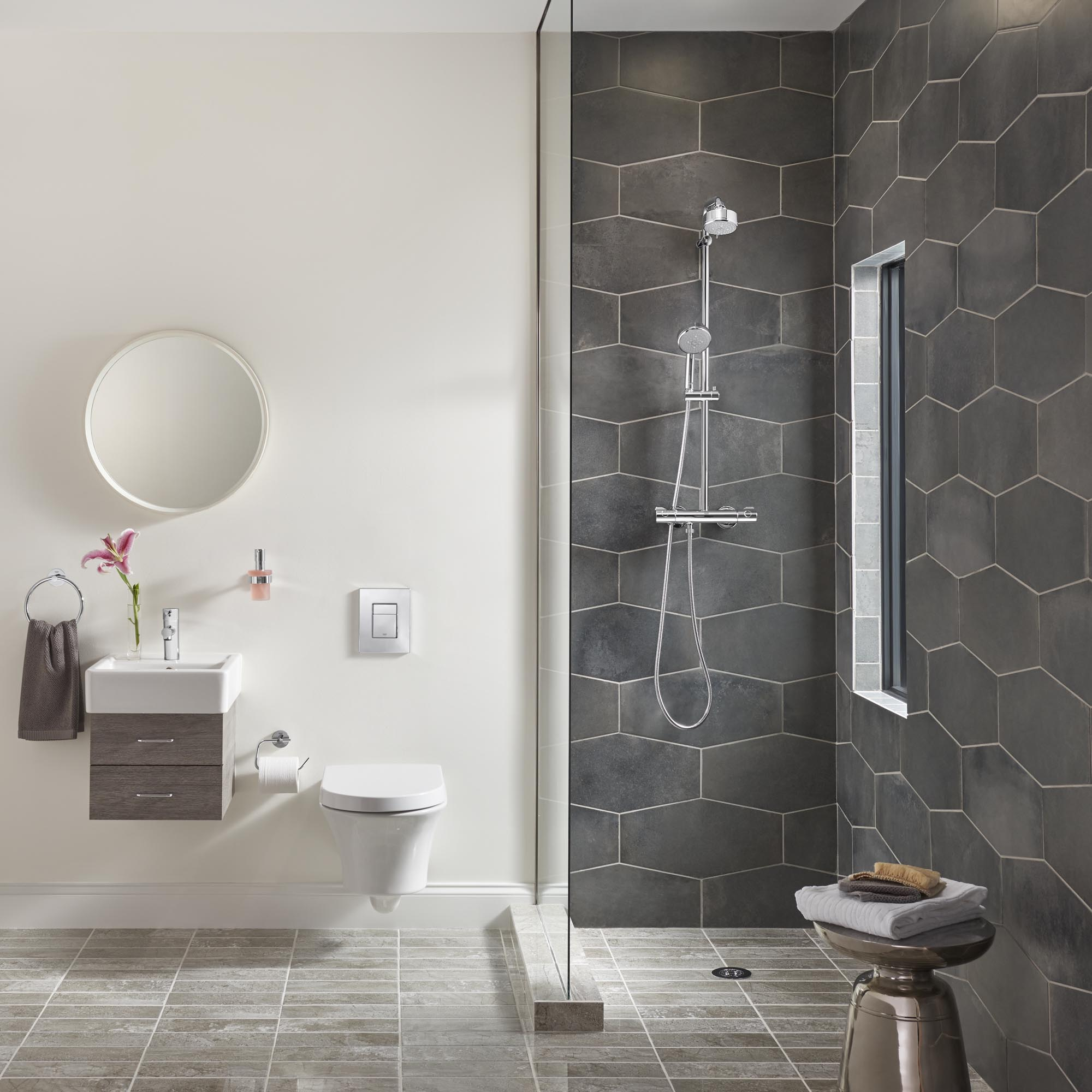 GROHE Tempesta Shower