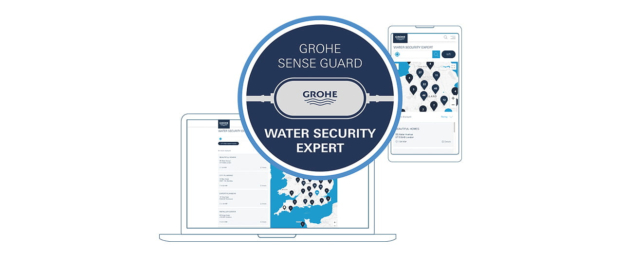 GROHE Water Security Expert