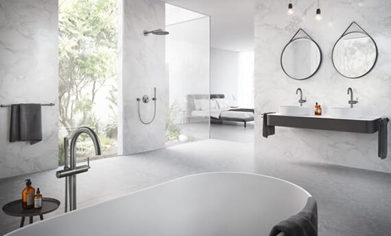 GROHE Atrio Bathroom Collection Tub and Bath Faucet